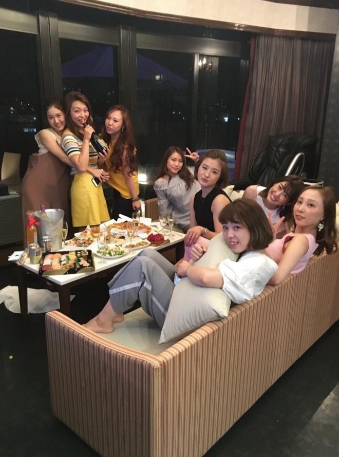 大阪 女子会